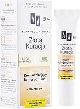 Düfte, Parfümerie und Kosmetik Straffende Lippen- und Augenkonturcreme 60+ - AA Cosmetics Age Technology Firming Eye And Lip Contour Cream