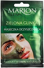 Düfte, Parfümerie und Kosmetik Reinigende Gesichtsmaske mit grünem Ton - Marion SPA Mask