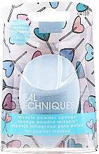 Schminkschwamm hellblau - Real Techniques Miracle Powder Sponge For Powder Makeup 04159 — Bild N1