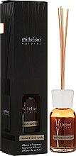 Düfte, Parfümerie und Kosmetik Raumerfrischer Incense & Blond Woods - Millefiori Natural Incense & Blond Woods Reed Diffuser