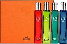 Düfte, Parfümerie und Kosmetik Hermes Collection Colognes - Eau de Cologne Set (Eau de Cologne 4x15ml)