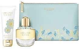 Düfte, Parfümerie und Kosmetik Elie Saab Girl of Now - Duftset (Eau de Parfum 50ml + Körperlotion 75ml + Tasche)