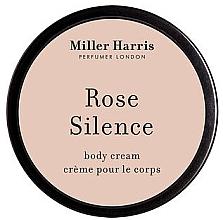 Düfte, Parfümerie und Kosmetik Miller Harris Rose Silence - Körpercreme mit Roseduft
