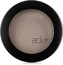 Düfte, Parfümerie und Kosmetik Matte Lidschatten - Aden Cosmetics Matte Eyeshadow Powder