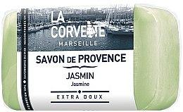 Düfte, Parfümerie und Kosmetik Seife Jasmin - La Corvette Provence Soap Jasmine