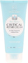 Düfte, Parfümerie und Kosmetik Regenerierende Körper-, Hand- und Fußreme für trockene, rissige und schwielige Haut - BLC Natural Remedy Critical Repair Cream