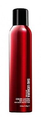 2in1 Trockenshampoo für gefärbtes Haar - Shu Uemura Art of Hair Color Lustre Dry Cleaner 2-in-1 Dry Shampoo — Bild N1