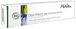 Düfte, Parfümerie und Kosmetik Zahnpasta für weiße Zähne - Melvita Dentifrice White Teeth Toothpaste
