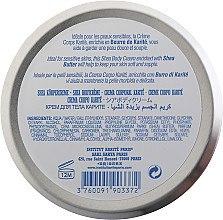 Körpercreme mit Sheabutter - Institut Karite Milk Cream Shea Body Cream — Bild N2