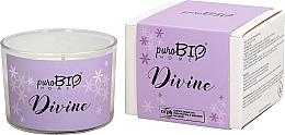 Düfte, Parfümerie und Kosmetik Bio Duftkerze Divine - PuroBio Home Organic Divine