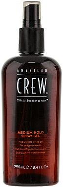 Haar-Sprühgel mittlerer Halt - American Crew Classic Spray Gel — Bild N1