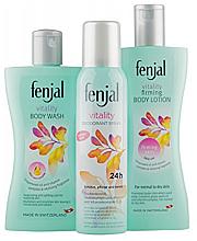 Düfte, Parfümerie und Kosmetik Set - Fenjal Vitality Gift Set (b/lot/200ml + sh/gel/200ml + deo/150ml)