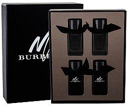 Düfte, Parfümerie und Kosmetik Burberry Mr. Burberry - Duftset (Eau de Toilette 2x5 ml + Eau de Parfum 2x5 ml)