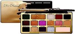 Düfte, Parfümerie und Kosmetik Lidschattenpalette - Too Faced Chocolate Gold Palette