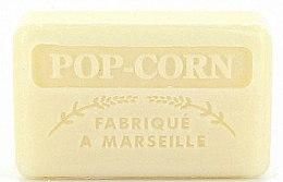 Düfte, Parfümerie und Kosmetik Handgemachte Naturseife Pop-Corn - Foufour Savonnette Marseillaise Pop-Corn
