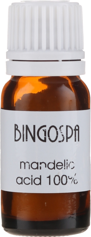 100% Mandelsäure für professionellen Gebrauch - BingoSpa — Bild N1