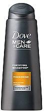 Düfte, Parfümerie und Kosmetik Shampoo für gestärktes, gesund aussehendes Haar - Dove Men+Care Thickening Shampoo