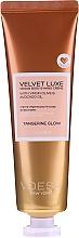 Düfte, Parfümerie und Kosmetik Körper- und Handcreme mit Oliven- und Avocadoöl - Voesh Velvet Luxe Tangerine Glow Vegan Body&Hand Creme