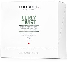 Intensiv feuchtigkeitsspendendes Serum für lockiges Haar - Goldwell Dualsenses Curly Twist Intensive Hydrating Serum — Bild N2