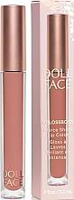 Düfte, Parfümerie und Kosmetik Lipgloss - Doll Face GlossBoss Lip Color