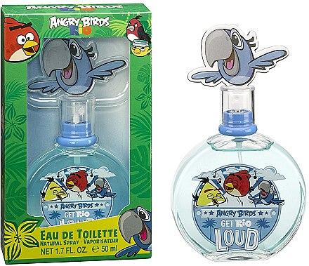 Air-Val International Angry Birds Rio - Eau de Toilette — Bild N2