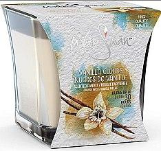 Düfte, Parfümerie und Kosmetik Duftkerze im Glas Vanilla Clouds - White Swan Vanilla Clouds