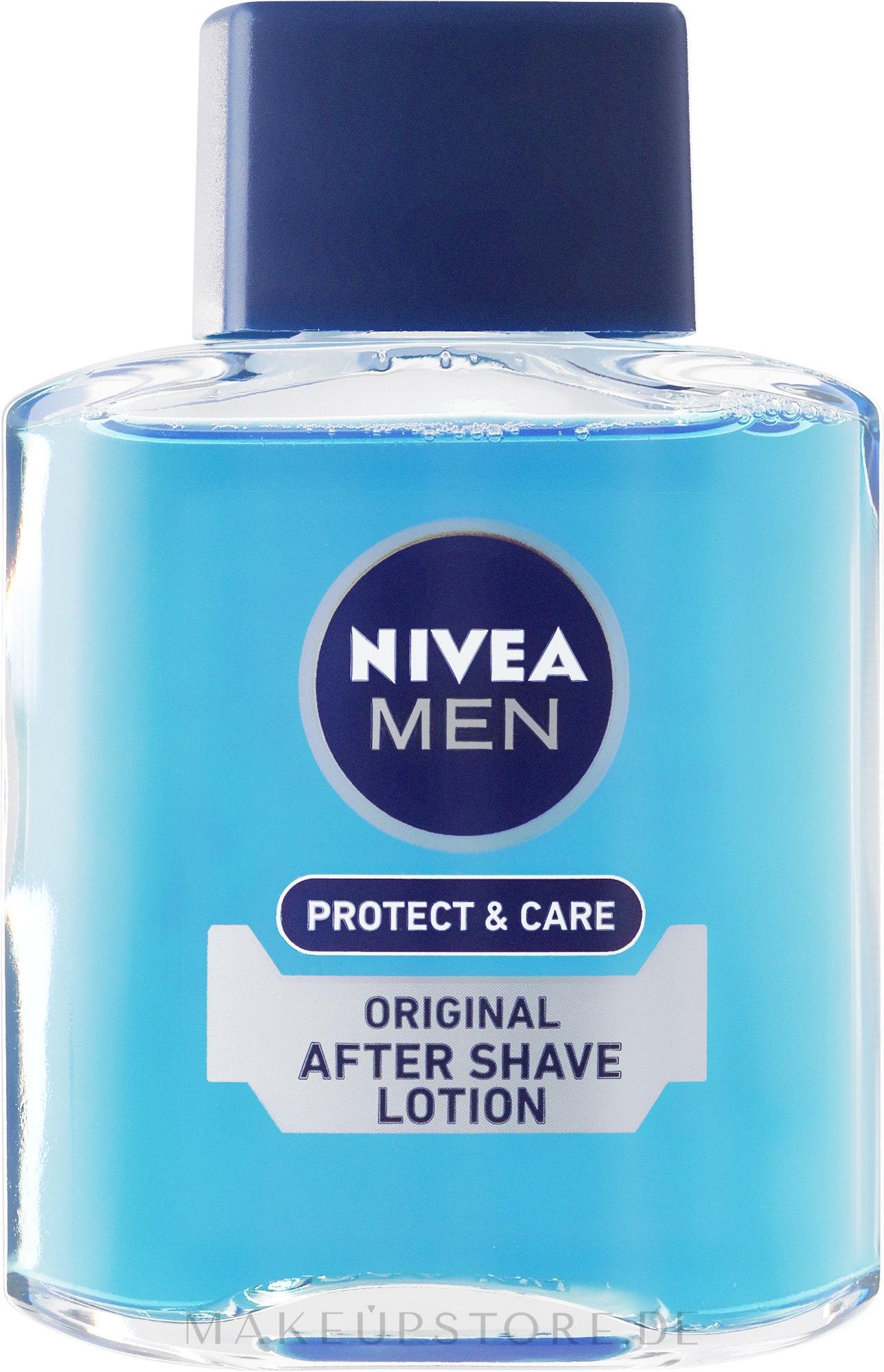 After Shave Lotion - Nivea Men Original Mild After Shave Lotion — Bild 100 ml