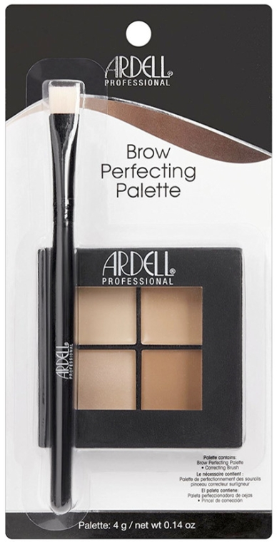 Augenbrauenhighlighter-Palette - Ardell Brow Perfecting Palette — Bild N1