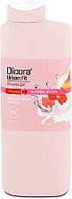 Düfte, Parfümerie und Kosmetik Duschgel mit Vitamin C und Pfirsich - Dicora