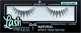 Düfte, Parfümerie und Kosmetik Künstliche Wimpern - Essence Lash Princess Natural Effect False Lashes