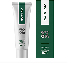 Düfte, Parfümerie und Kosmetik Natürliche antibakterielle Zahnpasta - Woom Natural+ Choice for Healthy Gums and Teeth