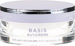 Pflegende Gesichtscreme gegen Rötungen mit Hibiskus - Isabelle Lancray Basis Ruticreme Anti Redness Cream Hibiscus — Bild N2