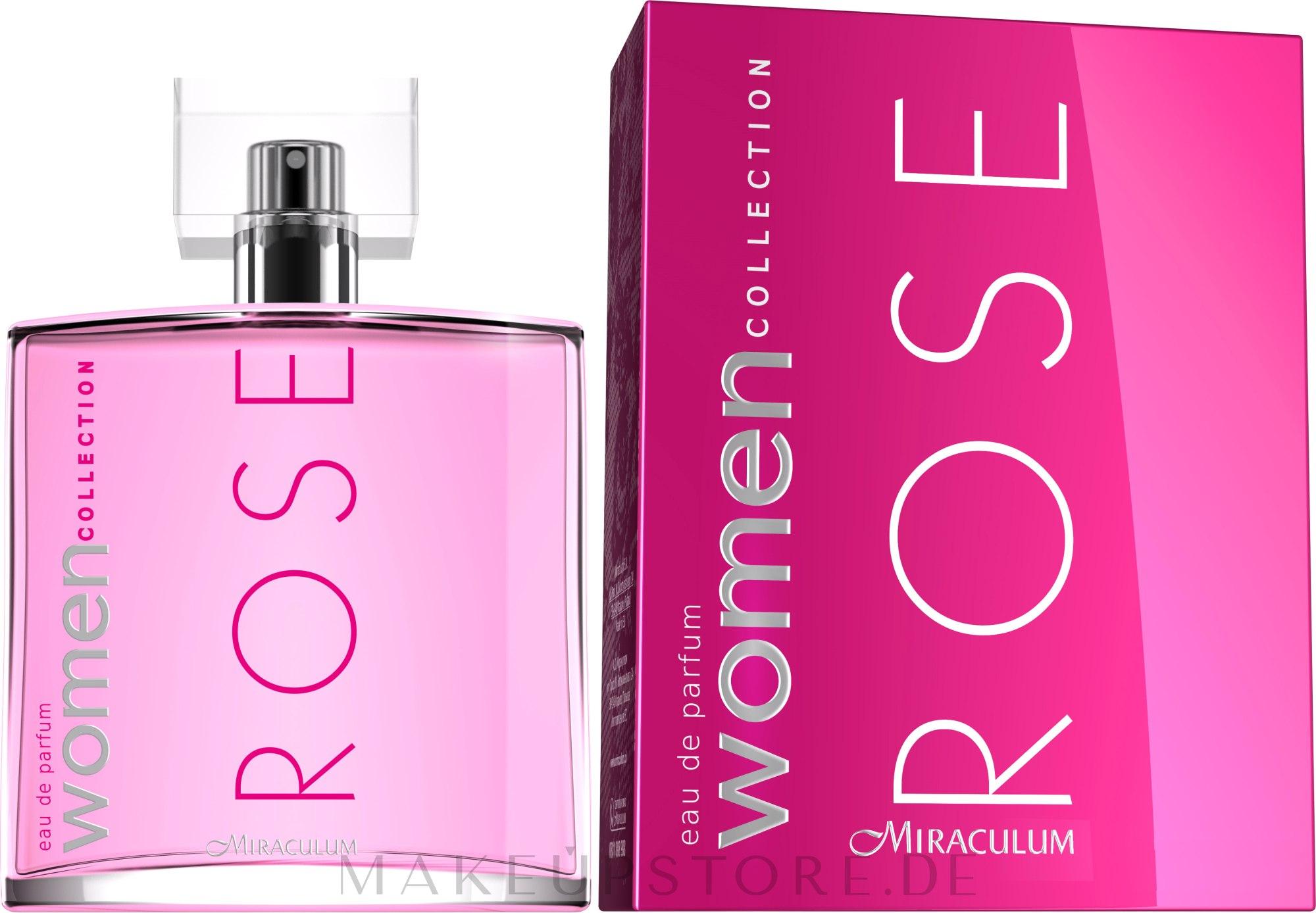 Miraculum La Rose - Eau de Parfum — Bild 100 ml
