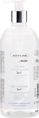 BingoSpa Artline Micellar Water - Mizellenwasser zum Abschminken für alle Hauttypen — Bild N1