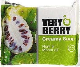 Düfte, Parfümerie und Kosmetik Cremeseife mit Noni und Monoi Öl - Very Berry Noni & Monoi Oil