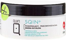 Düfte, Parfümerie und Kosmetik Aufhellende und verjügende Handmaske - Silkare Quin Sqin+ Mask