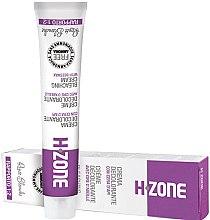 Düfte, Parfümerie und Kosmetik Aufhellende Haarcreme - H.Zone Bleaching Cream