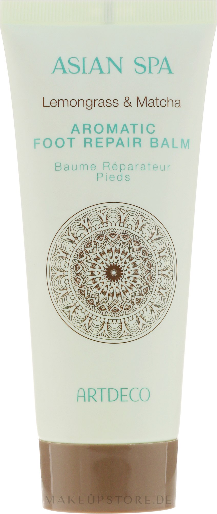 Fußbalsam - Artdeco Asian Spa Aromatic Foot Repair Balm — Bild 100 ml