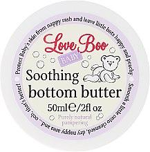 Düfte, Parfümerie und Kosmetik Beruhigende Salbe gegen Windelausschlag - Love Boo Baby Soothing Bottom Butter