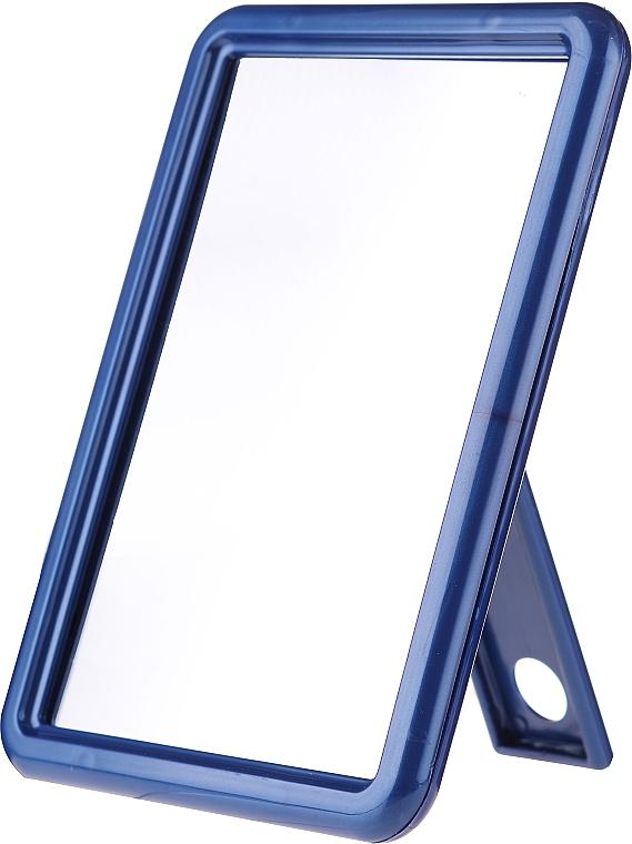 Kosmetischer Standspiegel rechteckig 499782 blau - Inter-Vion — Bild N1
