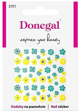 Dekorative Nagelsticker 3701 - Donegal — Bild N1