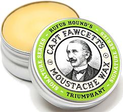 Düfte, Parfümerie und Kosmetik Schnurrbartwachs - Captain Fawcett Triumphant Moustache Wax