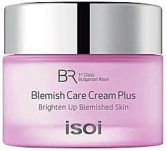 Düfte, Parfümerie und Kosmetik Gesichtscreme gegen Hautunreinheiten mit Rosenöl - Isoi Bulgarian Rose Blemish Care Cream Plus