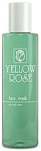 Düfte, Parfümerie und Kosmetik Gesichtsreinigungsgel mit Teebaumöl und Propolis-Extrakt für fettige Haut - Yellow Rose Face Wash For Oily Skin