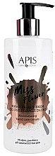 Düfte, Parfümerie und Kosmetik Feuchtigkeitsspendende Handpflegecreme - APIS Professional Miss Flower Hand Cream