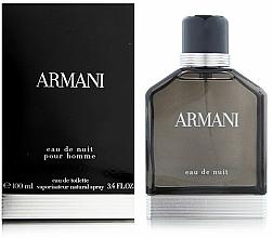 Düfte, Parfümerie und Kosmetik Giorgio Armani Eau de Nuit - Eau de Toilette