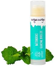 Düfte, Parfümerie und Kosmetik Lippenbalsam mit Minzeöl - Uoga Uoga Lip Balm Glacial Breeze