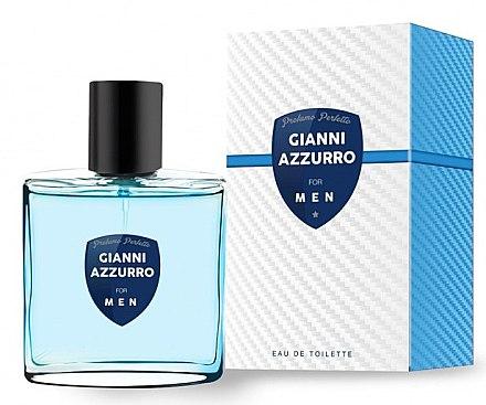 Vittorio Bellucci Gianni Azzurro for Men - Eau de Toilette — Bild N1