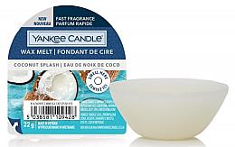 Duftwachs Coconut Splash - Yankee Candle Wax Melt Coconut Splash — Bild N2