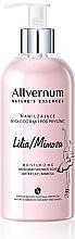 Düfte, Parfümerie und Kosmetik Hand- und Duschseife mit Lilia und Mimosa - Allvernum Nature's Essences Hand And Shower Soap